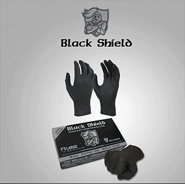 Latex Gloves, Nitrile Gloves