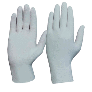 Latex Powder Free XL Gloves, Packet of 100