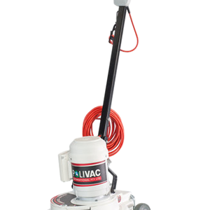 Polivac C27 Rotary Scrubber with pad holder