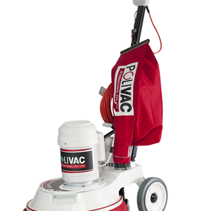 Polivac PV25 - Scrubbing Machine