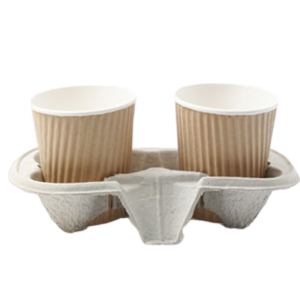 2 Cup Tray